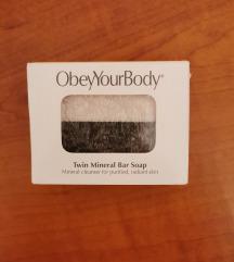 Obey your body sapun, NOVO