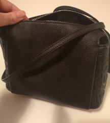 CALVIN KLEIN kožna torba
