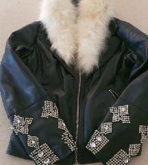 Fantasticna jakna s krznom