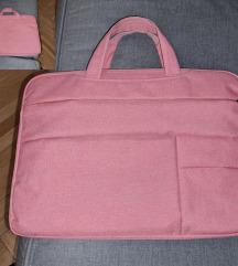 """Torba za laptop 14"""" roza"""