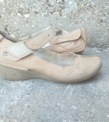 Cipelice/balerinke prava koža