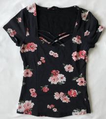 Tally Weijl majica sa cvjetićima