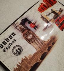 London novčanik
