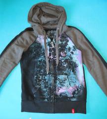 Esprit hoodie s printom