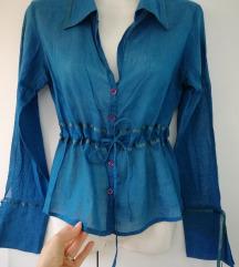 Tally Weijl plava košulja