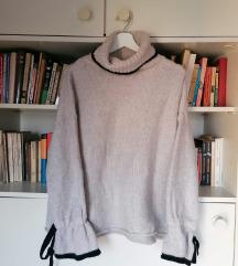 Pleteni džemper iz Zare
