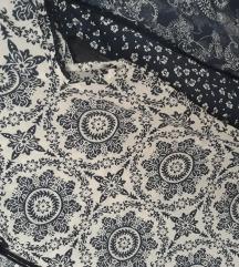 Bluzica+tunika+narukvice u paisley uzorku