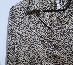 ZARA / košulja s leopard printom