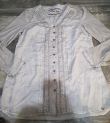 Predivno, posebno kosulja tunika haljina L