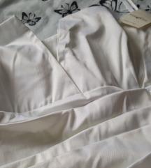 Nova s etiketom uska midi pencil haljina korzet