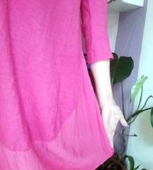 Ružičasta haljina (uključena pt)