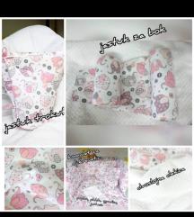 Novi jastuk za bočno spavanje bebe