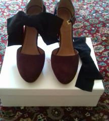 See by Chloe cipele s mašnom