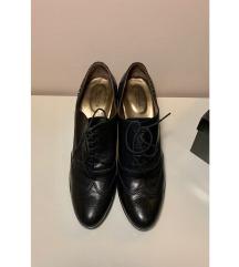 Nove Nero Giardini kožne cipele