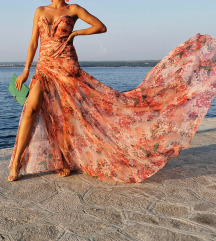 Svečana dugačka haljina
