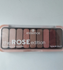 Essence the rose edition paleta