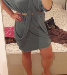 Hippy Garden haljina na vezanje
