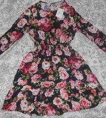 C&A haljina nova s etiketom, Tisak uključen
