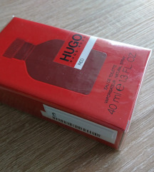Hugo Boss Red Man toaletna voda, 40 ml