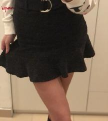 Bershka suknja xs, sa pt!