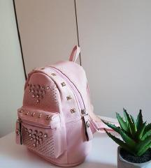baby roza mali ruksak