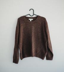 H&M vuneni džemper (poštarina uključena)