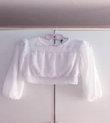 Bijela bluzica S