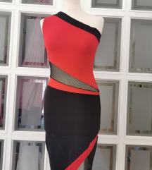 Quontum haljina jedno rame