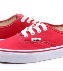 Crvene vansice