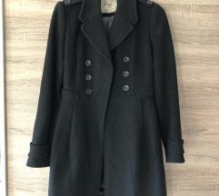 Zara TRF crni kaput