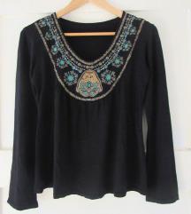 Crna Hippie majica