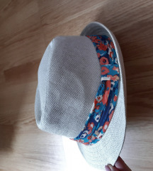 Ljetni boho šešir NOVO, nenošeno
