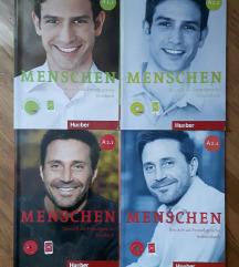 Menschen za njemacki jezik A1.2 A2.1.