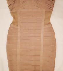 Crna Twin Set haljina kao nova, vel. L