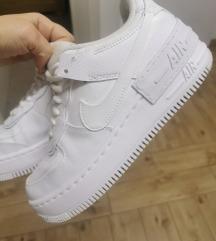Nike air force shadow triple white!