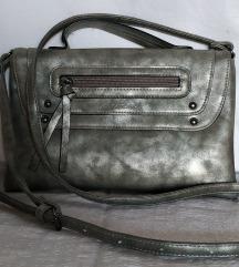 Sivo srebrna torbica ARISTON