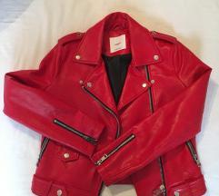 Mango rockabilly kožna jakna