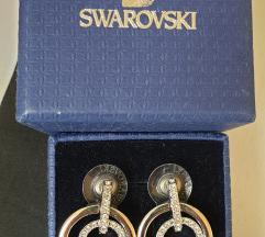 Swarovski naušnice