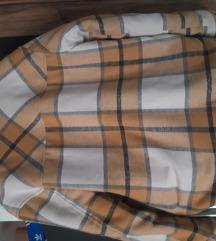 Karirana jakna