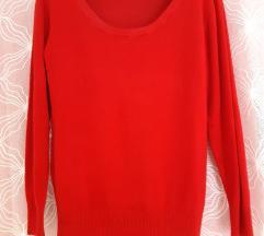 Crvena vesta xl
