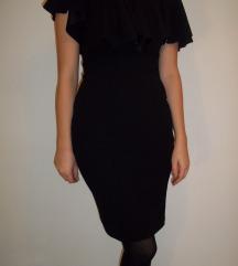 crna haljina i suknja