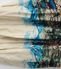 Collectif suknja s orijentalnim uzorkom S 36