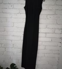 Duga šivana haljina otvorenih leđa