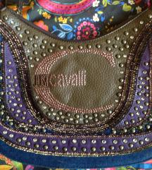 Just Cavalli kožna torbica