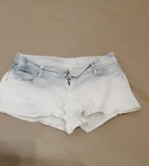 Bijelo sive hlačice