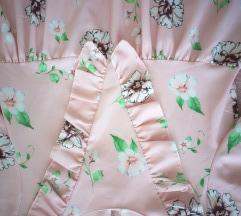 Haljina puder roza