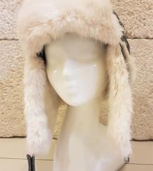 Barts zimska kapa šubara s krznom
