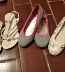 Lot sandale i 2x balerinke br 34-35
