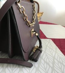 Bordo Zara torba