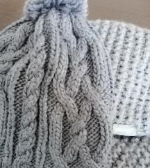 Zimski set... Kapa i šal